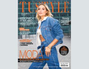 Veronica Ferraro in copertina su Tustyle