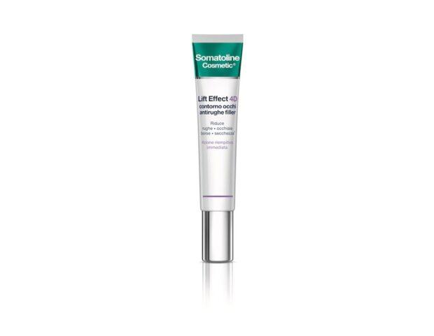 Somatoline Cosmetic Lift Effect 4D Contorno Occhi Antirughe Filler2[2][5][1]