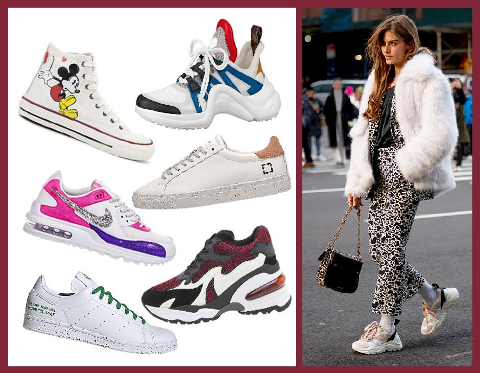 sneaker inverno 2020