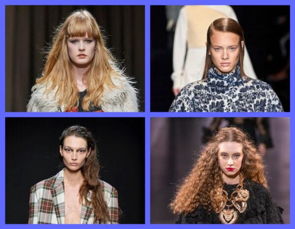 capelli lunghi autunno 2020