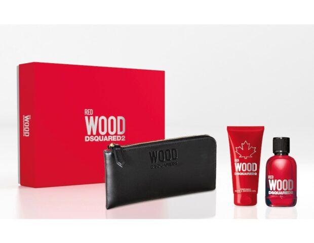 Red Wood_Xmas Set