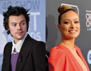 Harry-Styles e Olivia Wilde fidanzati