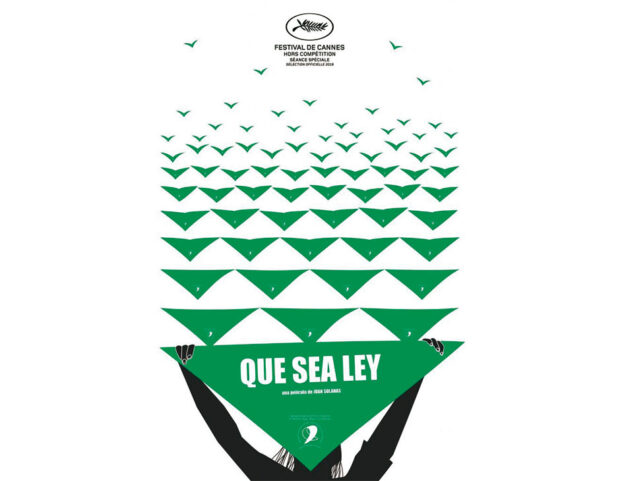 locandina-cortometraggio-Que-sea-ley.