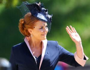 Sarah Ferguson duchessa di York