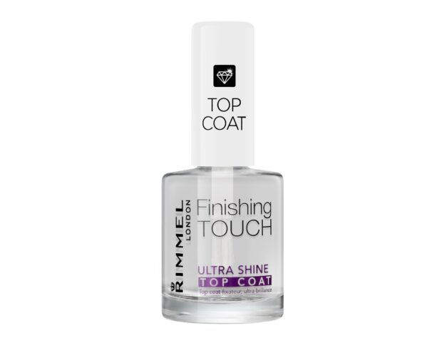RIMMEL_TOP COAT FINISHING TOUCH