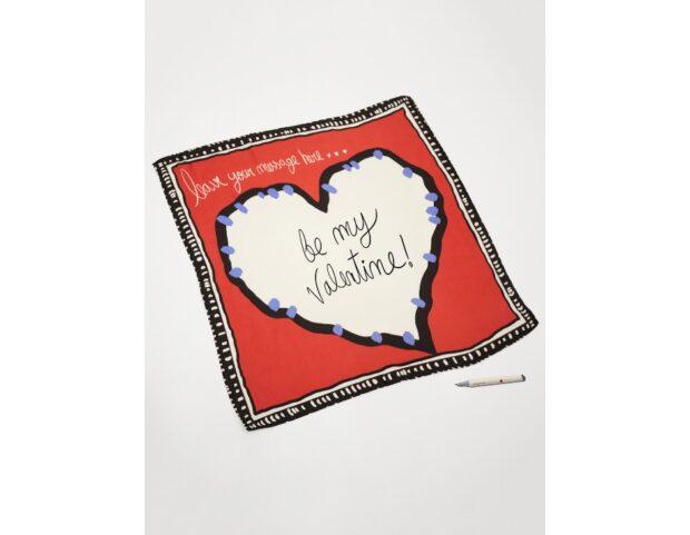 Parfois S Valentino fazzoletto (3)