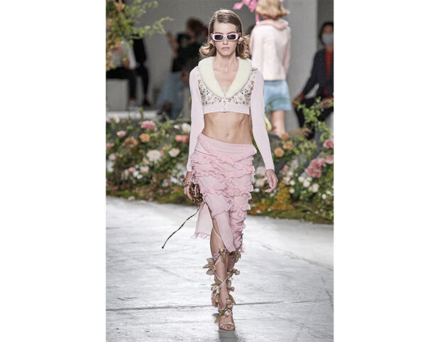 Blumarine-S21 crop top