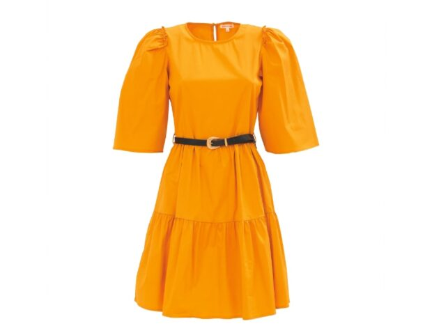 abito arancione Kocca