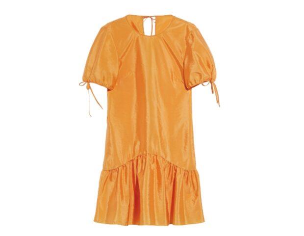abito arancione MaxandCo