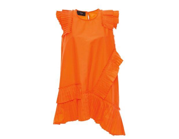 abito arancione tpn