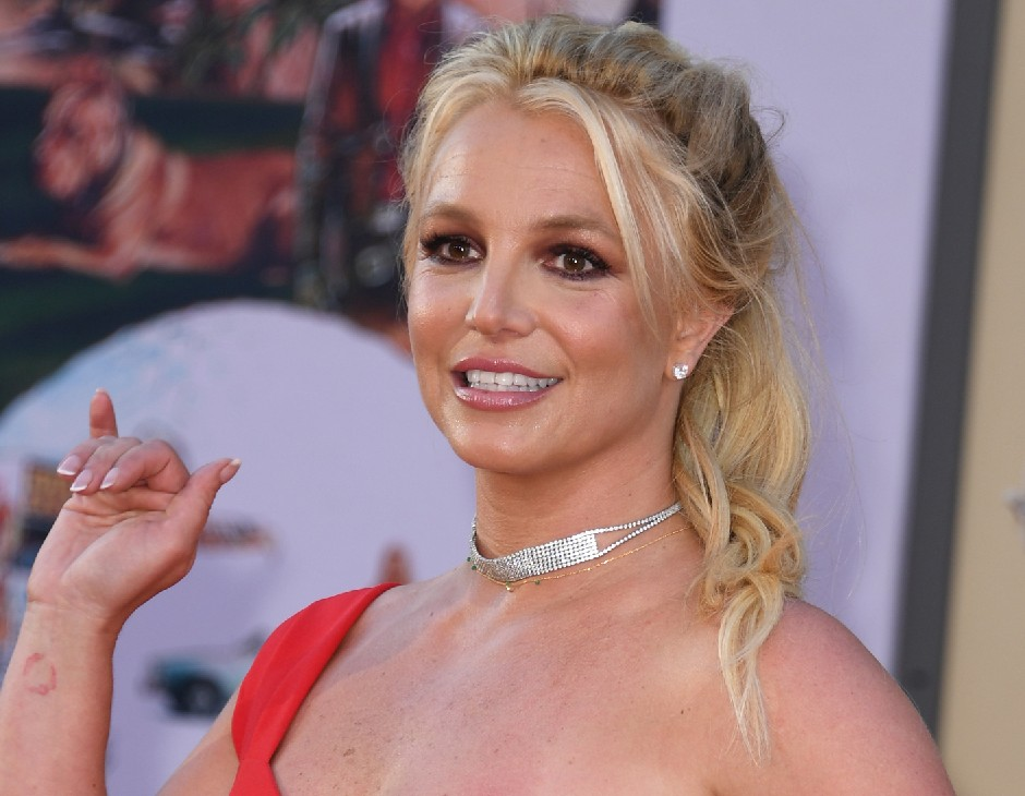 Britney Spears libera
