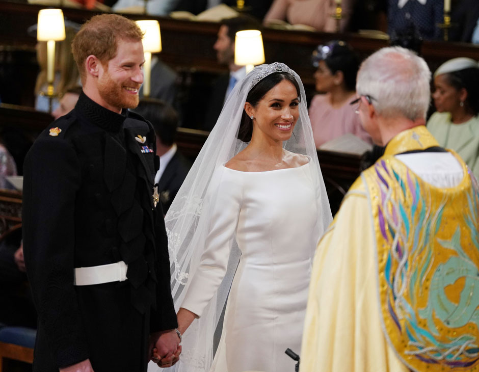 Matrimonio di Meghan e Harry