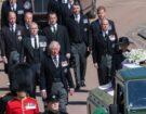 funerale principe filippo 17 aprile 2021