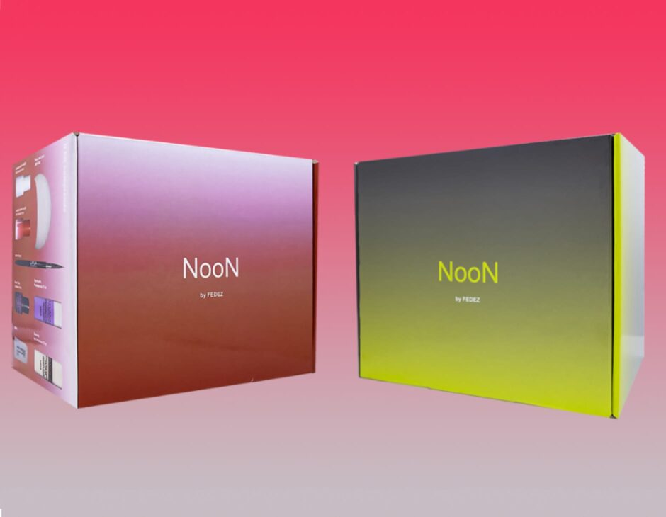 NooN by Fedez smalti gel polish Layla Cosmetics