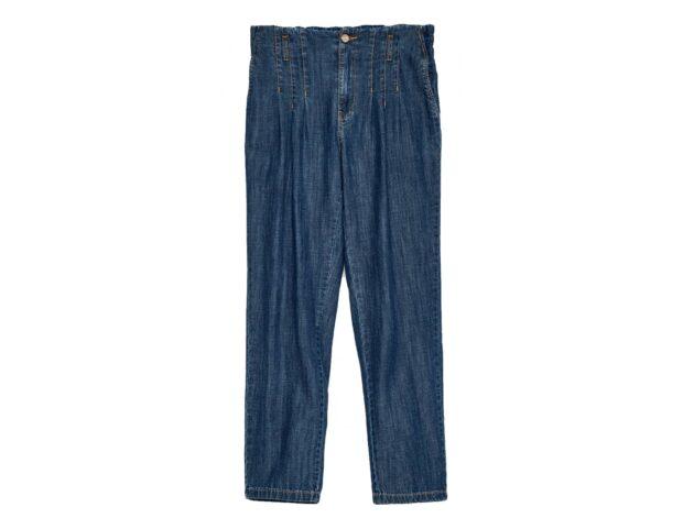 camomilla pantaloni jeans
