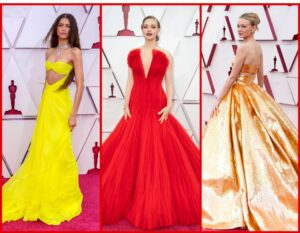 Oscar 2021: tutti i look