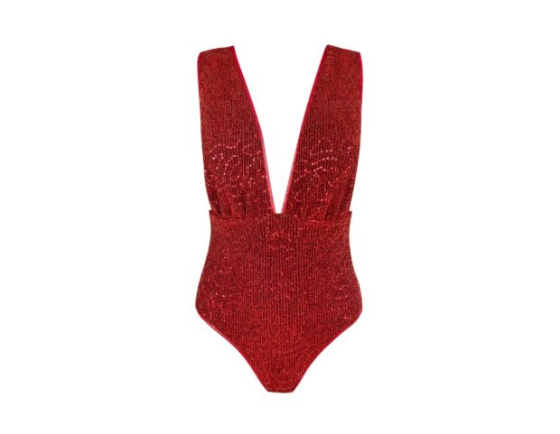 malì_beachwear_fw20_21_collection_betty_christmas_edition_paillettes_rosso_davanti