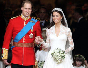 Matrimonio William e Kate