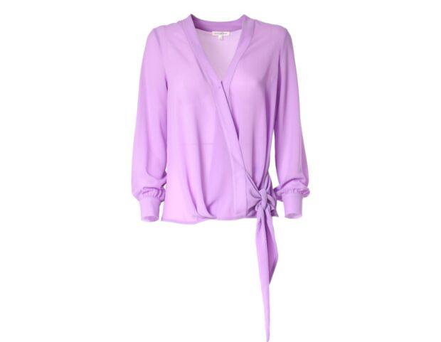 blusa con fiocco Kocca pe21