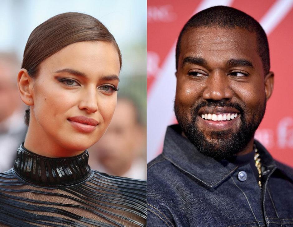 Irina e Kanye