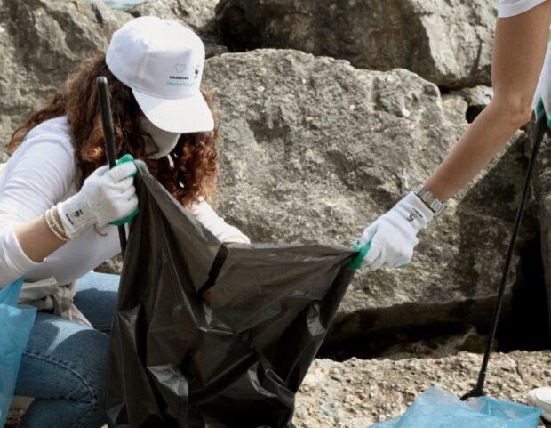 calzedonia wwf raccolta plastica spiagge
