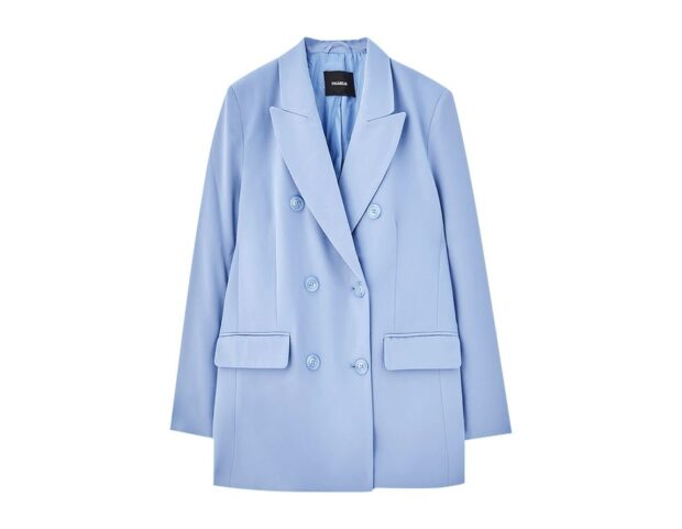 giacca blazer pull and bear