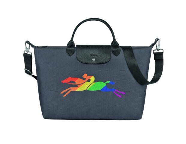 Borsa Longchamp Le Pliage Rainbow