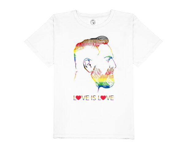 Rainbow T-shirt Simone Guidarelli