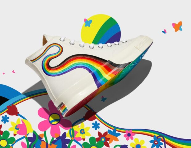 sneaker Converse Pride Month 2021