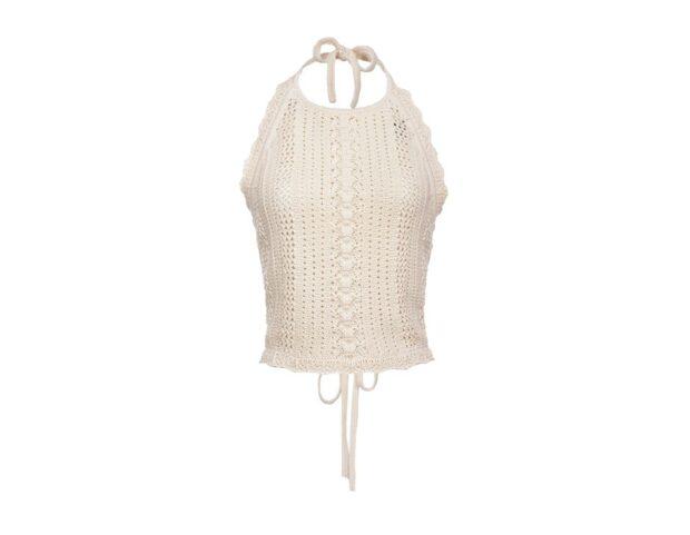pinko BOCCE TOP_crochet