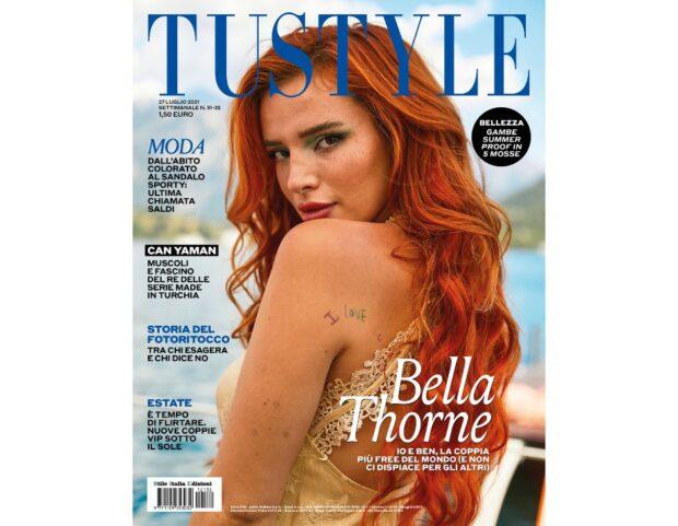 Cover Bella nudo