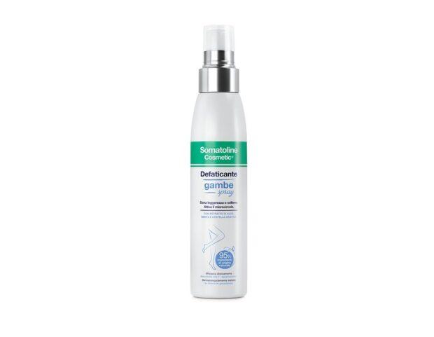 Somatoline Cosmetic Defaticante Gambe Spray