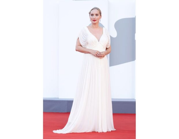 """""""Madres Paralelas"""" Red Carpet And Opening Ceremony – The 78th Venice International Film Festival"""
