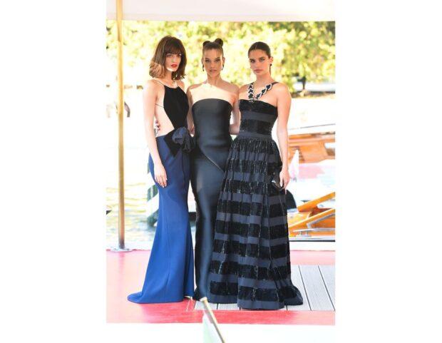 Celebrity Sightings – Day 1 – The 78th Venice International Film Festival