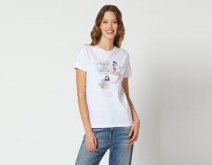 Le t-shirt Manila Grace
