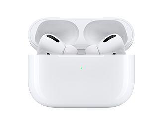 Auricolari con cancellazione attiva del rumore Apple AirPods Pro, € 279